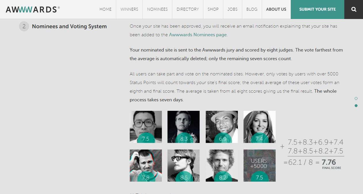 制作会社 神戸で働きたい会社 サイドスリー AWWWARDS‐世界中のデザインを表彰するサイト