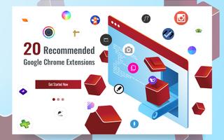 WEBデザイナーにおすすめ!Google Chrome の拡張機能 20選